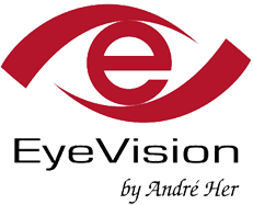 Logo: EyeVision by André Her