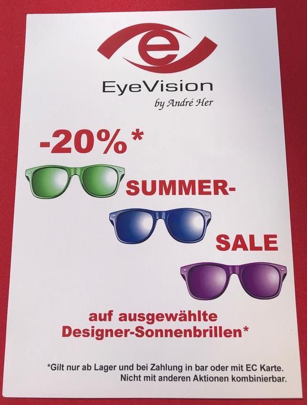 Optiker in Frankfurt / Main – EyeVision by André Her